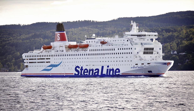 Book color line ferry - Fredrikshavn Dk Oslo Stena Line