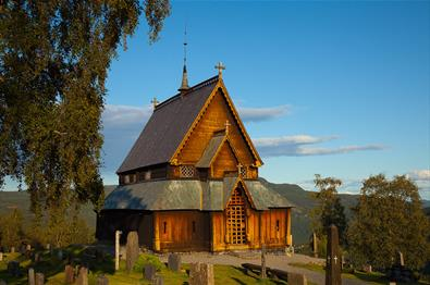 Reinli Stave Church