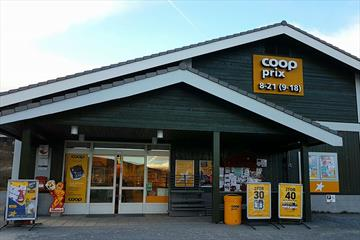 COOP Fjellvang is the local convenience store in Vang.