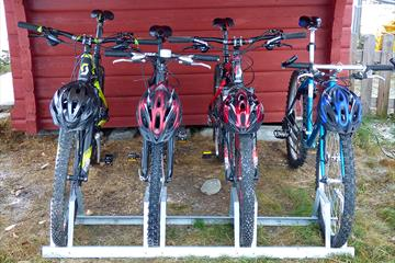 Bøflaten Camping - Bicycle Rental