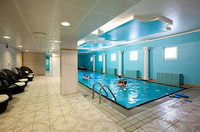 Valdres Treningssenter - Swimming pool
