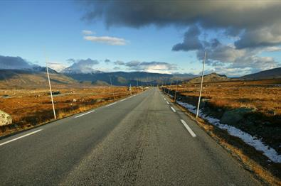 National Tourist Route Valdresflye