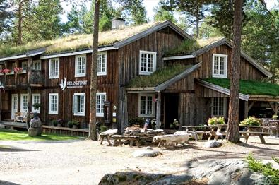 Herangtunet Boutique Hotel Norway