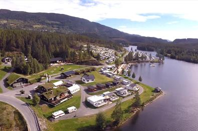 Aurdal Fjordcamping and cabins
