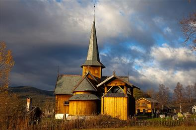 Hedalen Stave Church