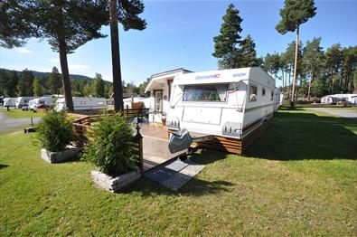 Leira Camping and Cabin Centre