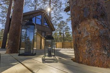 Tree top cabin in Hedalen, Valdres.