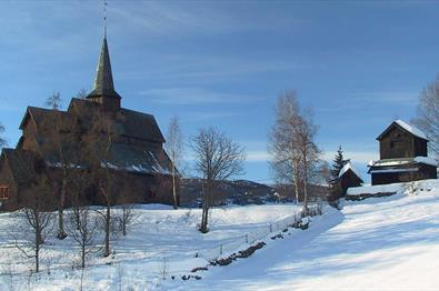 Høre Stave Church