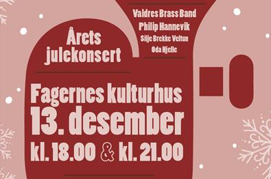 Christmas Concert with Valdres Brass Band
