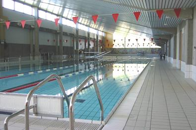 Beitostølen Health Sports Centre - swimming pool