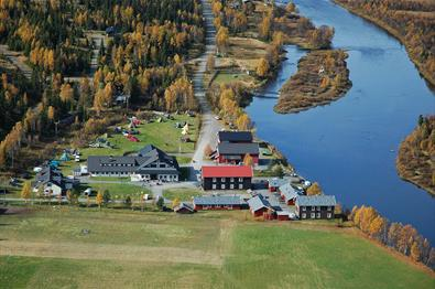 Rooms, cabins and hostel at Heia Merket in Tisleidalen