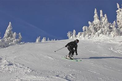"DNB ""open slopes"" in Valdres"