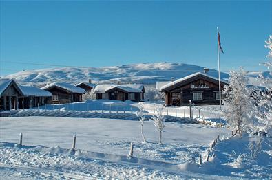 Vasetstølen, cabins at Vaset in Valdres